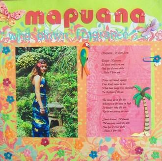 Mapuana