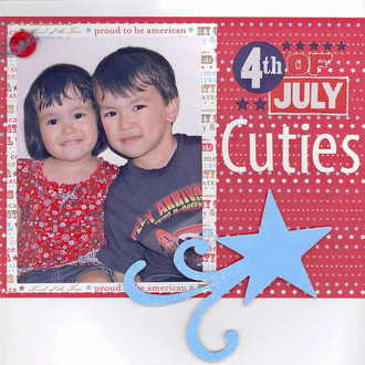 4th of July Cuties