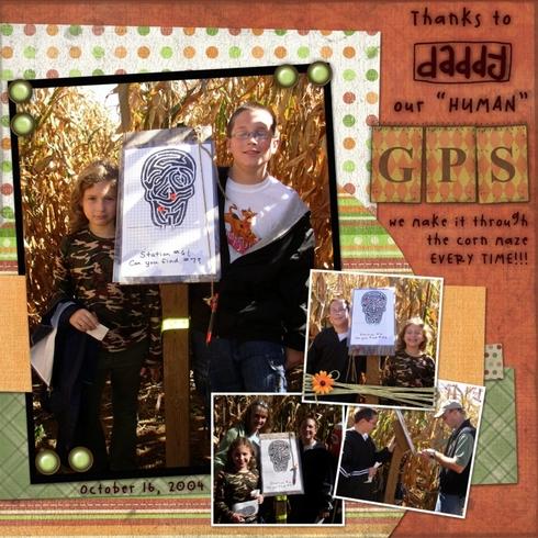 Human GPS