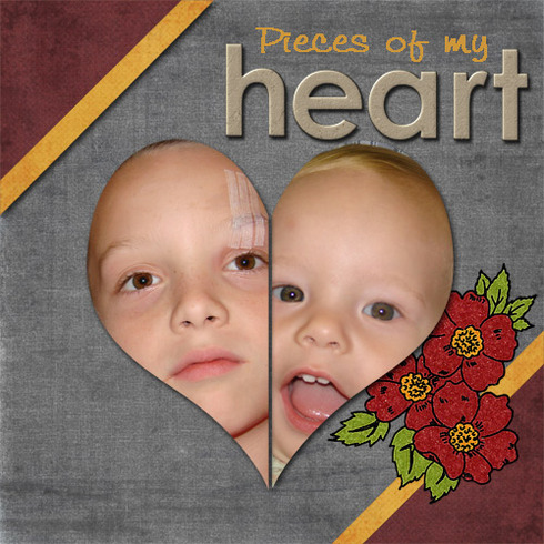 Pieces of my Heart by m1218p