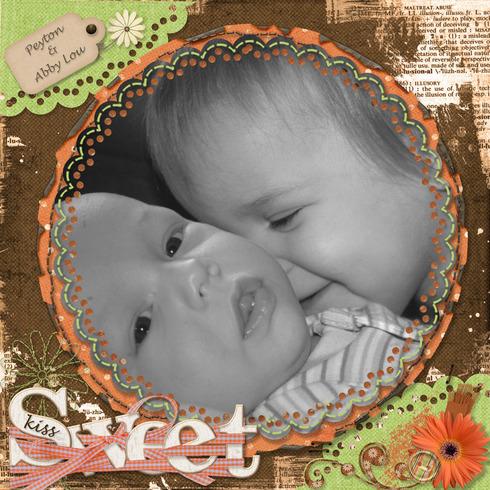 Sweet Kiss {digi reveal 10/12} by nun69