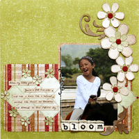 Bloom {Daisy Bucket Designs}