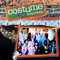 **Halloween Reveal** Costume Required.