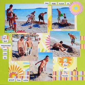 Croatia - Beachtime