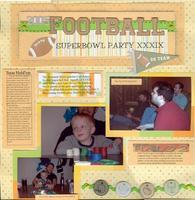 Fantasy Football - Doodlebug Challenge