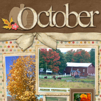 October in New York {Collab Kit Reveal}