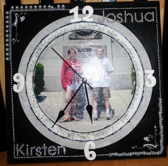 Altered Clock for Mark