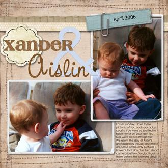 Xander & Aislin