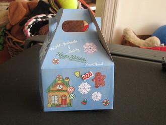 Fudge boxes for teachers