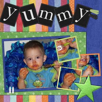 Yummy- Nov Digi Swap