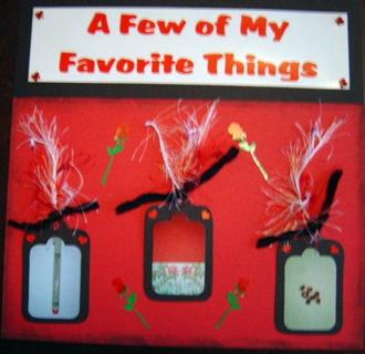 Favorite Things - SS Challenge #5