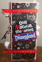 Disney envelope album