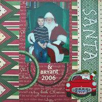 Bryant & Santa
