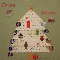 Crop Challenge #1 - Family Christmas Tree