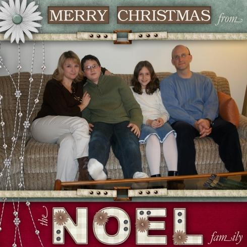 Christmas Card 2007 Greeting