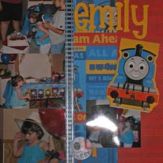 Emily turns 3