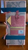 Cruise Envelope Album Class
