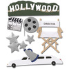 Hollywood  Stickers - Jolee's Boutique
