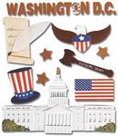 Washington D.C.  Stickers - Jolee's Boutique