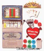 Las Vegas  Stickers - Jolee's Boutique