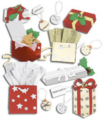 Christmas Gifts Stickers - Jolee's Boutique