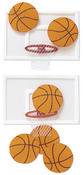 Basketball  3-D Stickers - Jolee's By You