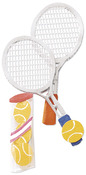 Tennis  3-D Stickers - Jolee's By You