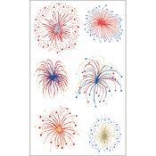Fireworks - Mrs Grossman's Stickers