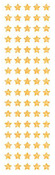 Sparkle Star Gold Micro - Mrs Grossman's Stickers