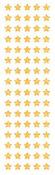 Sparkle Star Gold Micro - Mrs Grossman's Stickers