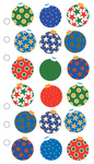 Christmas Ornaments Sticko Stickers