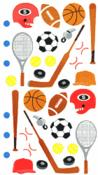 Sports Equipment Sticko Stickers