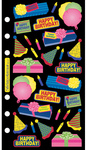 Birthday Bash Sticko Stickers