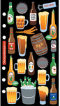 Beer Sticko Stickers