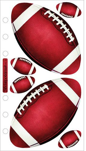 Football Sticko Stickers