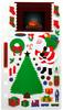 Christmas Eve Sticko Stickers