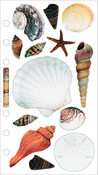 Seashells Sticko Stickers