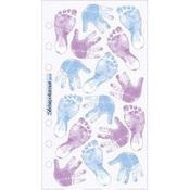 Baby Boy Prints Sticko Stickers