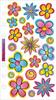 Vellum Flowers Sticko Stickers