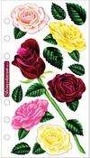 Vellum Roses Sticko Stickers