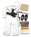 Karate  Stickers - Jolee's Boutique