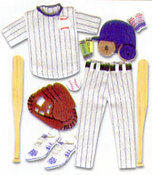 Baseball  Stickers - Jolee's Boutique