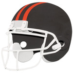 Football Helmet  3-D Stickers - Jolee's By You