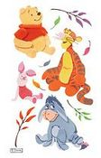 Pooh & Pals Jolees Dimensional Stickers