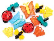 Garden Critters Buttons