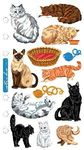 Cat Craze Sticko Stickers