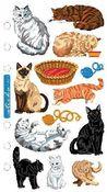 Cat Craze Sticko Stickers