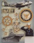 Navy Military Stickers