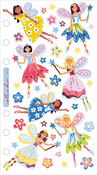 Vellum Friendly Fairies Sticko Stickers