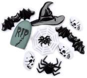 Halloween Night Buttons